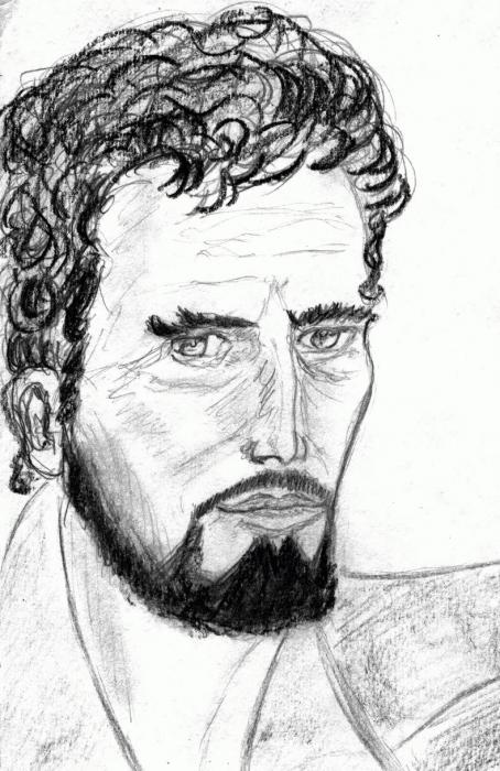 Charlton Heston by Yatanis
